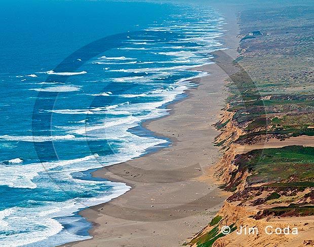Photo of Ten Mile Beach.